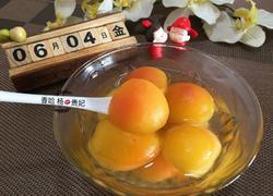 冰糖红杏罐头