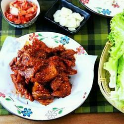 在家也能做好吃的韩式烤肉