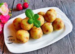 培根土豆泥丸