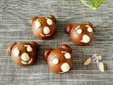 巧克力小熊馒头的做法[图]