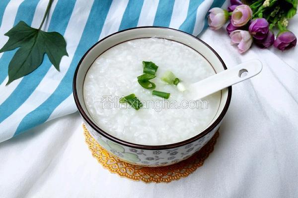 蒸排骨的家常做法_白粥的做法_菜谱_香哈网