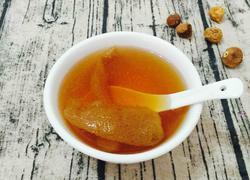 竹荪无花果炖瘦肉汤(清润版)