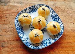 蛋黄酥(豆沙)