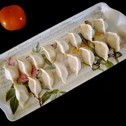 猪肉四季豆饺子