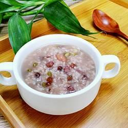 杂粮红豆粥