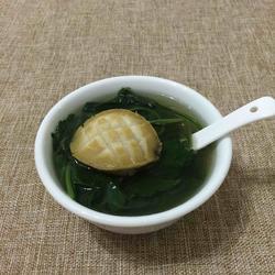鲍鱼瘦肉珍珠花菜汤