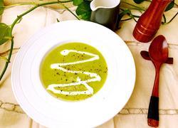 奶油芦笋汤