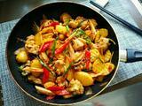 土豆鸡翅香锅的做法[图]