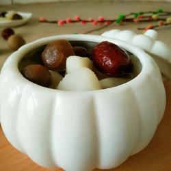 山药桂圆甜枣汤