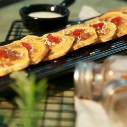 蜜汁红薯片