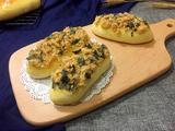 海苔肉松面包的做法[图]