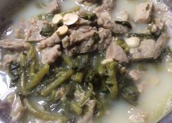 猪肺西洋菜汤