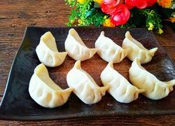 胡萝卜木耳瘦肉饺子