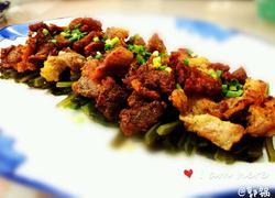 四川酥肉蒸海带