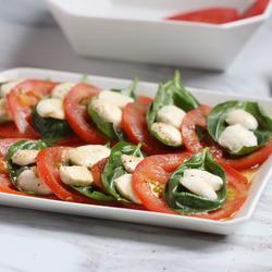 番茄奶酪沙拉
