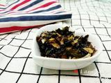 虾米白糖烤紫菜的做法[图]