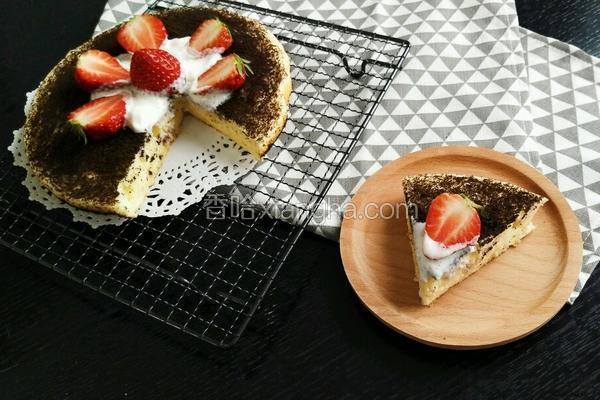 平底锅版奥利奥奶油蛋糕