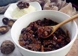 香菇猪肉酱