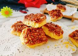 香酥焦糖饼干