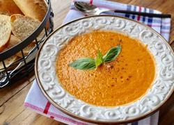 香草番茄汤