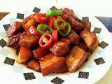 红烧五花肉的做法[图]
