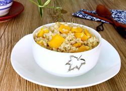 红薯糙米饭