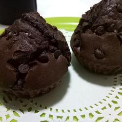 巧克力麦芬