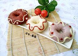 甜甜圈(馒头)