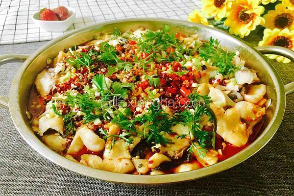 豆腐炖鱼(麻辣版)