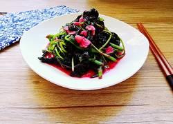 蒜蓉清炒苋菜