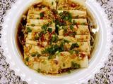 凉拌豆腐金针菇的做法[图]