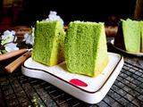 菠菜戚风蛋糕的做法[图]