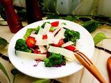 青岛#紫甘蓝西兰花混合沙拉#年夜饭#的做法[图]