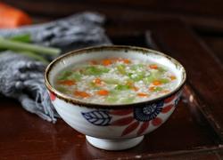 芹菜胡萝卜粥