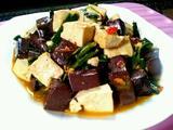 豆腐炒猪血的做法[图]
