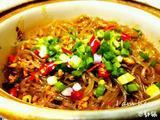 咸鱼肉末粉丝煲的做法[图]