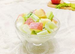 苹果西洋芹沙拉