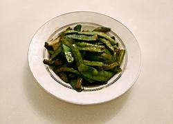 丝瓜炒荷兰豆