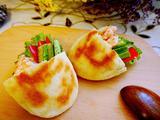 虾仁黄瓜口袋饼的做法[图]