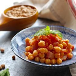 茄汁鹰嘴豆