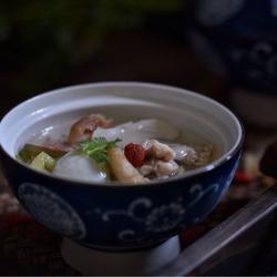玉竹百合牛蛙汤