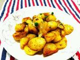 火焙小土豆的做法[图]