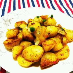 火焙小土豆
