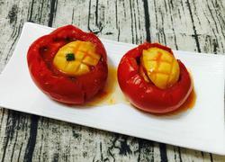 鲍鱼番茄盅