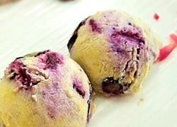 fluff 蓝莓 哈根达斯冰激凌