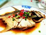 辣卤金鲳鱼的做法[图]