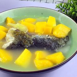木瓜鲩鱼尾汤