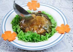 小酥肉蒸干豇豆