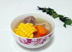 红萝卜玉米骨头汤