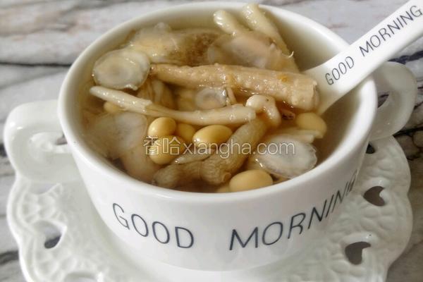 玉竹煲沙参汤